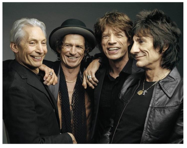 Concerto de Rolling Stones esgota em menos de cinco minutos