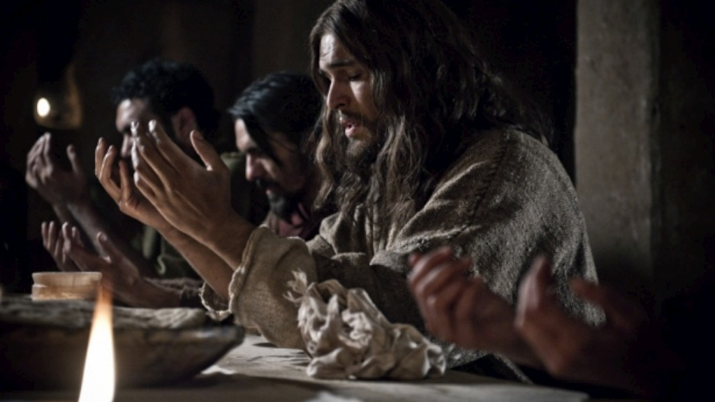 Diogo Morgado revelou que para se preparar para este papel não lhe bastou ler a Bíblia