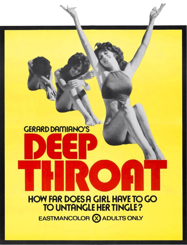 O filme que em 1972 trouxe o porno para as salas mainstream, legitimando-o