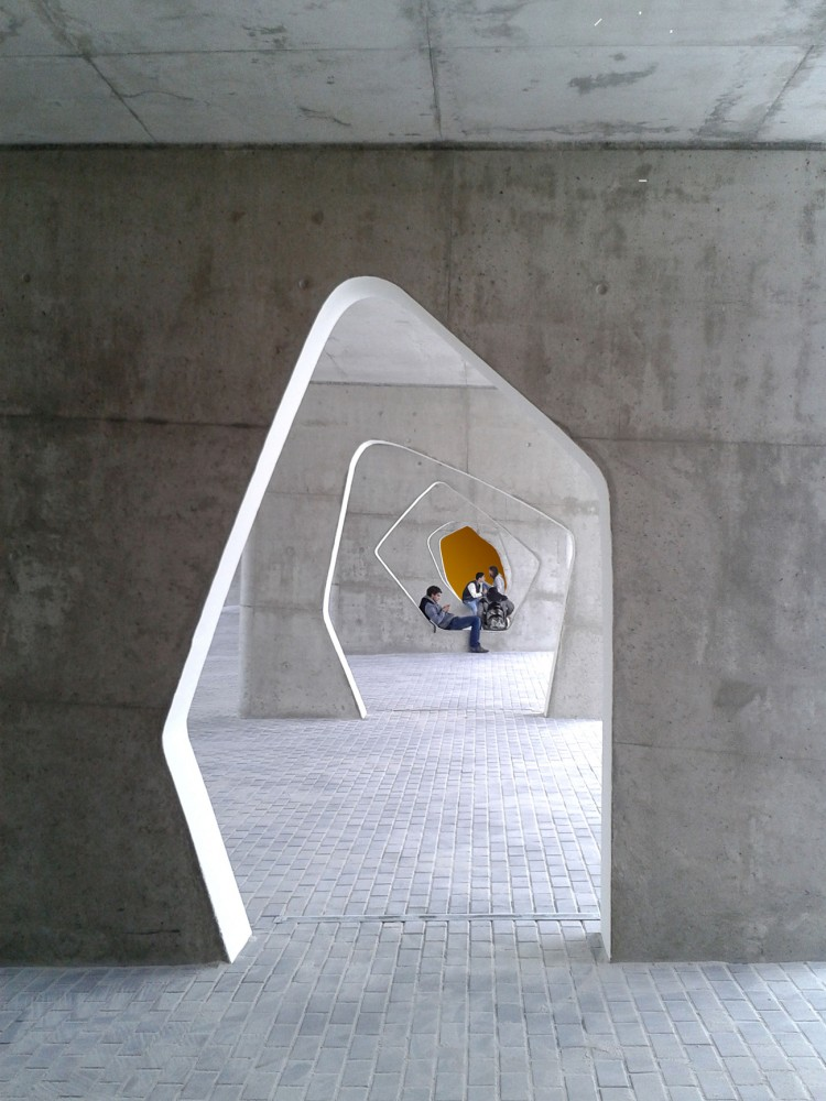 Esta é a primeira vez que o atelier Cristina Veríssimo e Diogo Burnay Arquitetos se candidata ao Wan Awards.