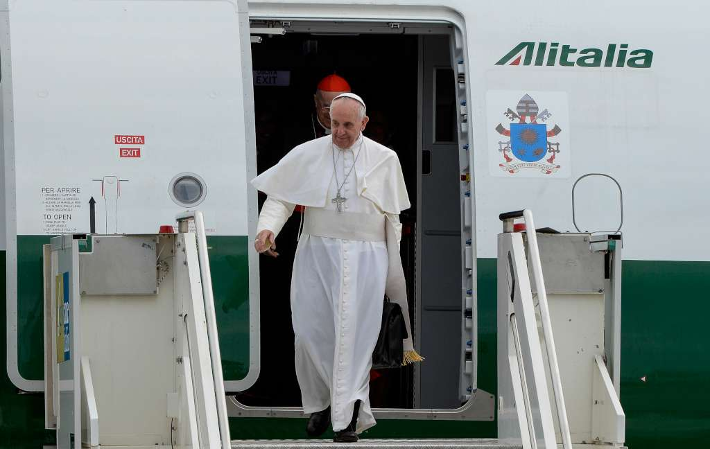 Papa Francisco, Quem sou eu para julgar os gays?